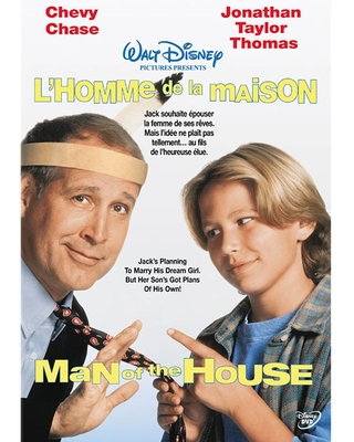 Man of the House DVD Official shopDisney