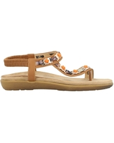 EXE' Toe strap sandals