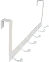 Richelieu Hardware Nystrom 20 In. White 33 Lbs. Over The Door Hook Rail With