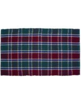 Check Out Deals On Millwood Pines Marrone Plaid Hand Hooked Cotton Green Red Area Rug Cotton In Red Green Size 2 3 X 8 Wayfair 527366f5e2fa416d9f1ed4509450a298