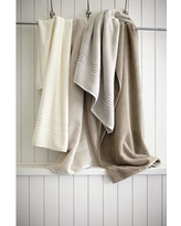 Peacock Alley Chelsea Bath Towel CHE-B Color: Ivory