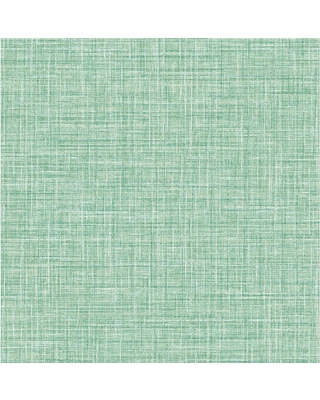 Shopping Special For Brewster Barbary Green Crosshatch Texture Paper Strippable Wallpaper Covers 56 4 Sq Ft
