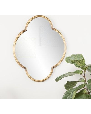 Bungalow Rose Colverdale Wall Mirror BGRS4557