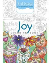 BLISS Joy Coloring Book: Your Passport to Calm Jo Taylor Author