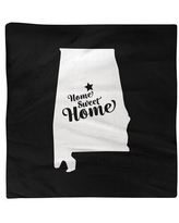 New Deals On East Urban Home Home Sweet Birmingham Napkin Material Polyester Cotton Polyester In Blue Size 10 W X 10 D Wayfair