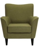 Discover Deals On Richey Armchair Wrought Studio Fabric Oregano Green