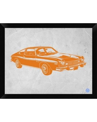 Summer Shopping Special: Naxart \'My Favorite Car 13\' Framed Graphic ...