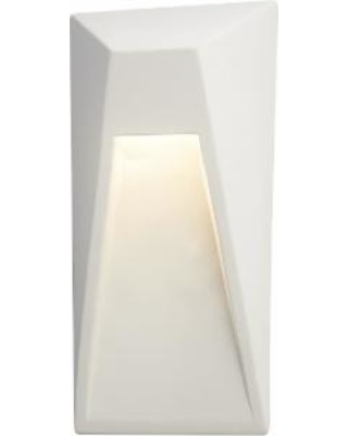 Justice Design Group Ambiance Collection 15 Inch LED Wall Sconce - CER-5680-BIS