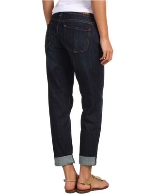 KUT from the Kloth Catherine Boyfriend in Royal (Royal) Women's Jeans