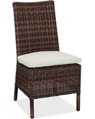Replacement Torrey Armless Dining Chair Cushion