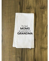 Red Barrel Studio Best Moms Tea Towel RDBL7100 Color: Black
