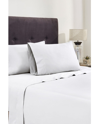 MODERN THREADS Italian Hotel Collection 400 Thread Count 100% Cotton Sheet Set - White - King at Nordstrom Rack