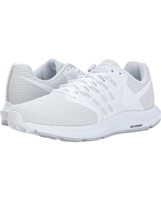 201a63c6beddb6 New Savings on Nike - Run Swift (White White Pure Platinum) Women s ...