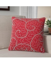 The Holiday Aisle Throw Pillow THLY1327
