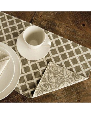 Heritage Lace Evannah Table Runner DU-1336X