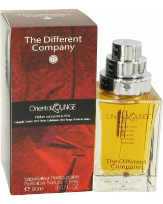 Oriental Lounge For Women By The Different Company Eau De Parfum Spray Refillable 3 Oz