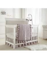 Levtex Baby® Heritage 4-Piece Crib Bedding Set in Lilac