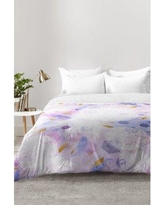 East Urban Home Dreamcather with Geometric Comforter Set EAHU7659 Size: King