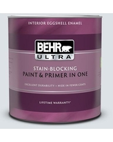 Amazing Deal On Behr Ultra 1 Qt Icc 88 Classic Olive Eggshell Enamel Interior Paint And Primer In One