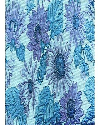 East Urban Home Sally Wool Light Blue Area Rug W002496139 Rug Size: Rectangle 2' x 3'