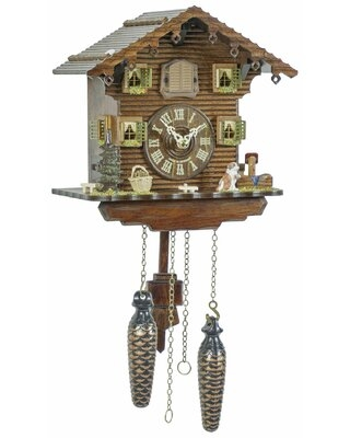 Huge Deal On Marcell Wall Clock Millwood Pines