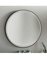 Mercury Row Colton Wall Mirror MCRW5919 Finish: Oil Rubbed Bronze