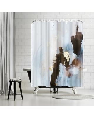 Christine Olmstead Tell Me The Truth Single Shower Curtain East Urban Home