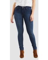 Levi's Women's 721 High-Rise Skinny Jeans - Blue Story - 29x30