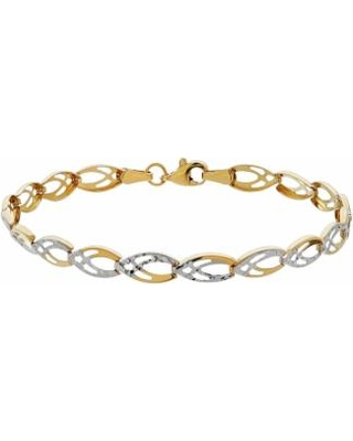 New Bargains On Everlasting Gold Two Tone 10k Marquise