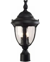 "Casa Sierra™ Collection 19 1/2"" High Post Light"