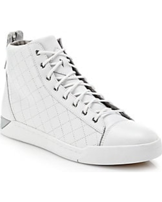 a7873e925d Diesel Men s Tempus Diamond High-Top Sneakers - White - Size 9. Additional  Images ·  195.00 · at Saks Fifth Avenue