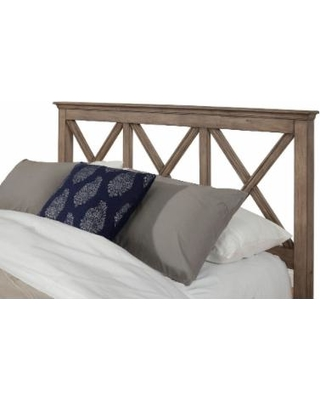 Potter Full Size Bed - Headboard Only (French Truffle) - Alpine Furniture 1055-08F-HB