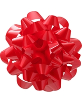 Red Gift Bow - Spritz, Decorative Bow
