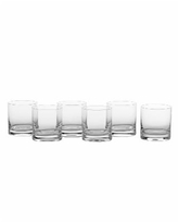 Schott Zwiesel Iceberg Doubled Old-Fashioned, 13.5oz - Set of 6 - Clear