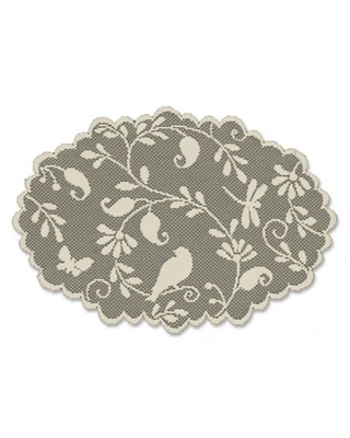 Heritage Lace® Bristol Garden Placemats in Cafe (Set of 4)