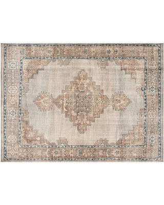 Last Minute Deals On Finn Hand Knotted Rug 8 X 10 Blue