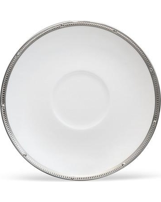 "Noritake Rochelle Platinum 6"" Saucer (Set of 4) 4795-403"