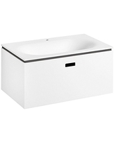 Get This Deal On Ws Bath Collections Linea Ciacole Wall Shelf Ciacole 8040 Finish White