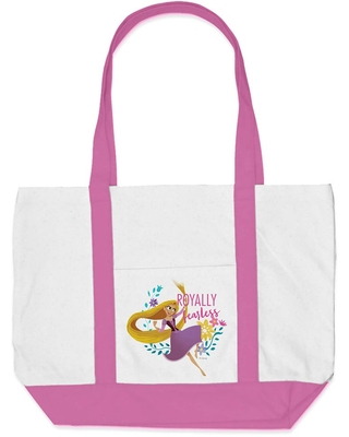 Rapunzel ''Royally Fearless'' Tote Customizable Official shopDisney