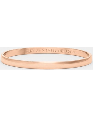Women's Kate Spade New York Stop And Smell The Roses Bangle