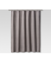Mosaic Design Shower Curtain Pigeon Gray - Project 62