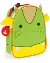 Skip Hop Zoo Lunchie Insulated Lunch Bag - Dragon Skip Hop Author