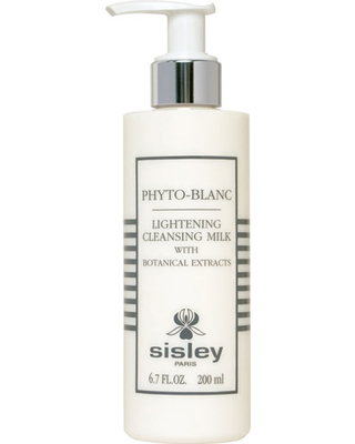 Sisley Paris Phyto-Blanc Lightening Cleansing Milk With Botanical Extracts, Size 6.7 oz