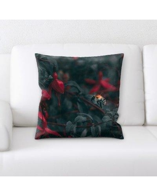 Rug Tycoon Portrait Style Photography Throw Pillow PW-PortraitStylePhoto-502