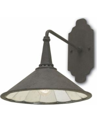 Currey and Company Manuscript 14 Inch Wall Sconce - 5151