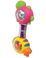 Lamaze Shakin Shells Rattle - Baby Toys & Gifts for Babies - Fat Brain Toys
