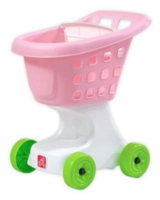Get This Deal on Step2® Little Helper's Shopping Cart in Pink