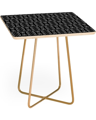 Deny Designs Holli Zollinger Side Table, Size One Size - Black