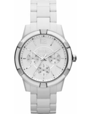 Relic by Fossil Women's Payton Stainless Steel Watch, Size: Medium, White
