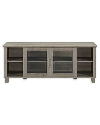 Forest Gate™ Lucas 58-Inch TV Stand in Grey Wash